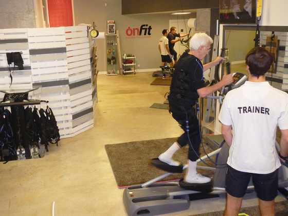 Entrenamiento en Onfit Center